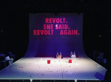 'Revolt. She Said. Revolt Again.', 12th Avenue Arts, 2016