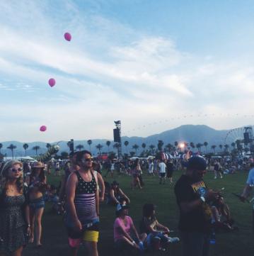 Coachella, 2015