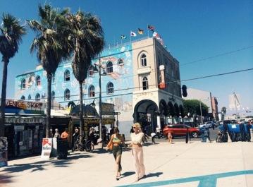 Venice Beach, 2014